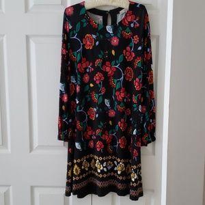 Floral Loft dress